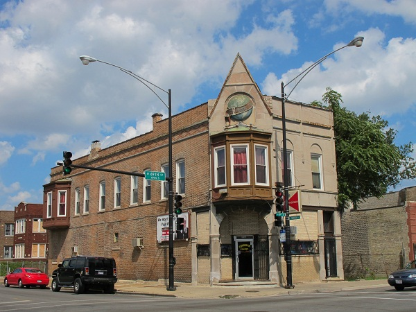 (Former) Schiltz Brewery-Tied House at 958 W. 69th St.