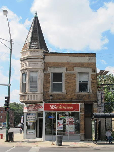 (Former) Schiltz Brewery-Tied House at 3456 S. Western Ave.