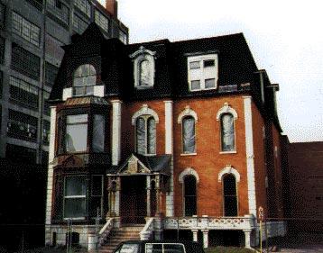 Wheeler-Kohn House; Main elevation, 1994