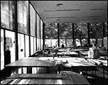 Interior, photo by Bob Thall, 1997