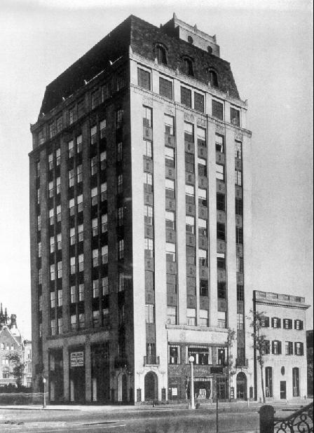 Farwell Building, photo 1929