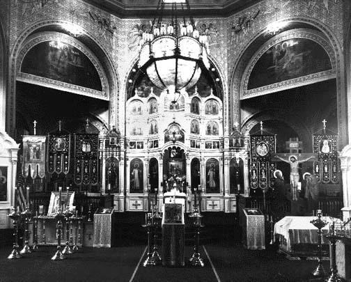 Interior, photo by Barbara Crane, 1978