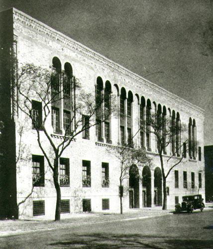 Exterior, 1928