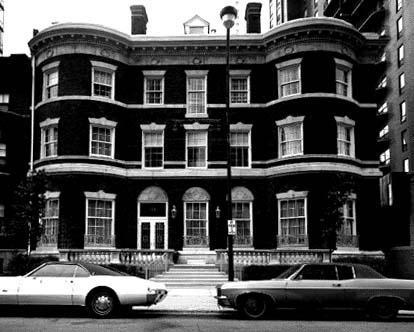 Street Elevation, 1972, photo by Barbara Crane
