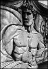 Sculpture Detail, photo by KGH