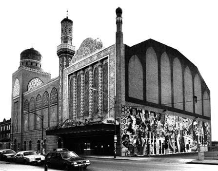 Front Elevation, photo by CCL, 1989