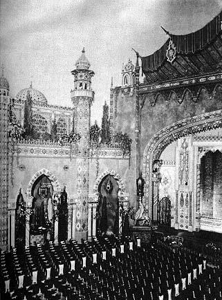 Interior circa 1927