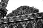 Detail of Parapet, photo by CCL