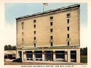 Exterior, Postcard, c. 1922