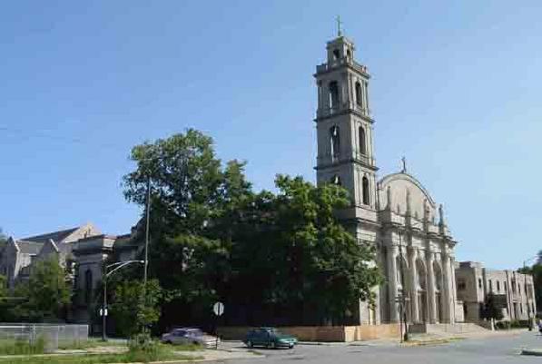 St. Gelasius Church Building. Photo by Eleanor Gorski, CCL, 2003