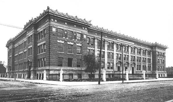 Wendell Phillips High School, 1904