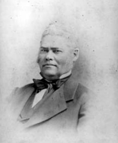 Photograph of John Jones, Chicago History Museum