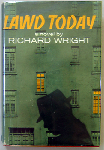 cover of Lawd Today, published 1963
