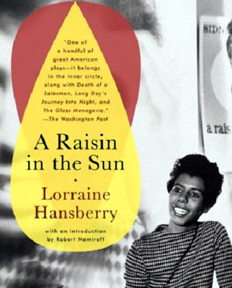 Back cover of A Raisin in the Sun