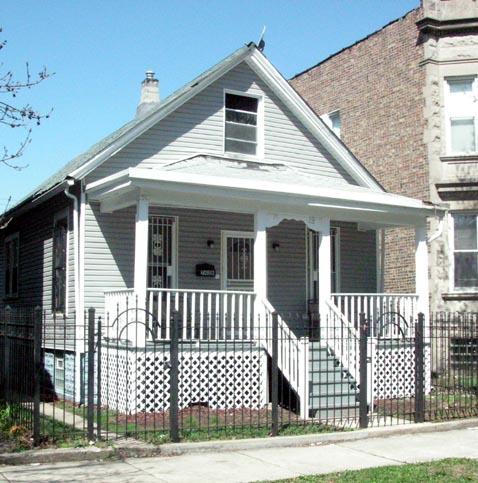 Gwendolyn Brooks House