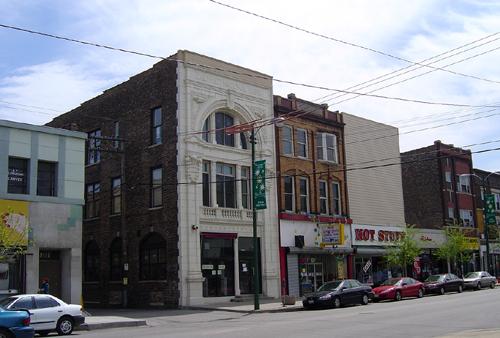 South Commercial Avenue