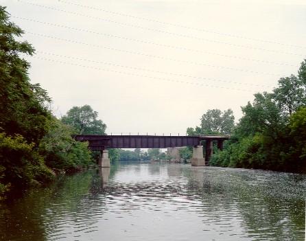 Chicago & Illinois Western Railway Bridge