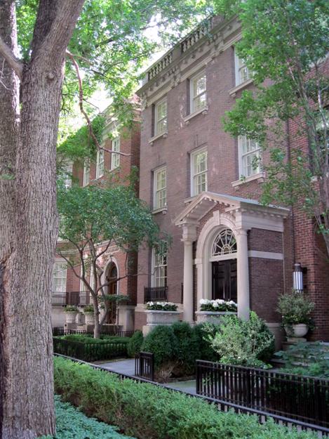 Block of 1500 N. Astor St.
